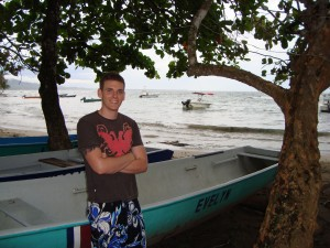 Entrepreneur in Costa Rica, David Horn