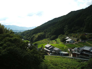 Asuka Village in Nara, Japan