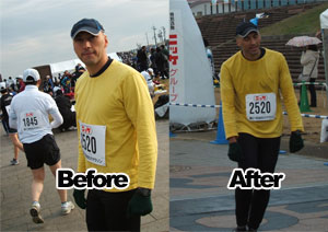 Marathon Lifestyle Design
