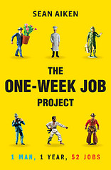 Sean Aiken's book The One Week Job Project