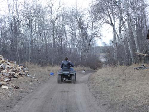 Off-Roading on the Farm