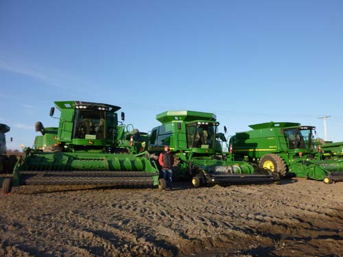 The Local Combine Dealership