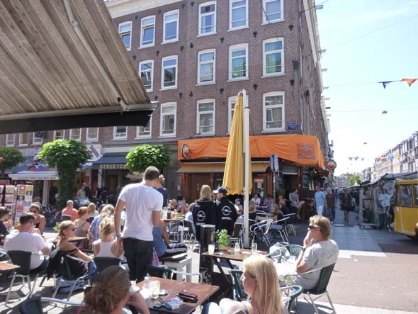 More Amsterdam's Cafes