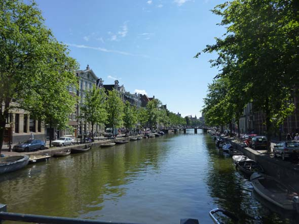 Amsterdam - The Canal City