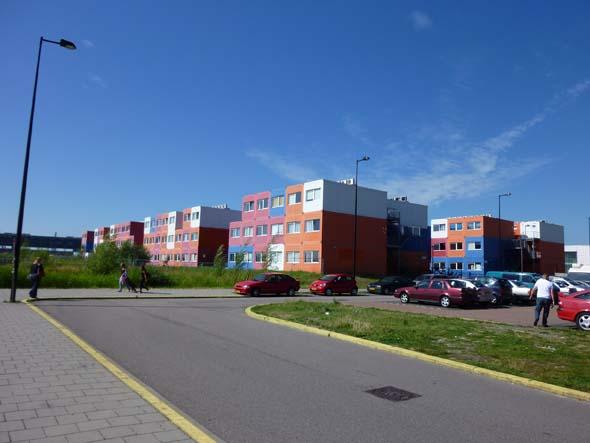 Student Housing in Amsterdam
