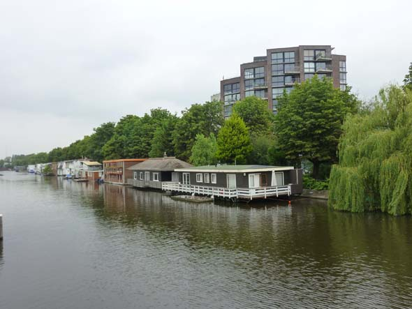 Permanent House Boats