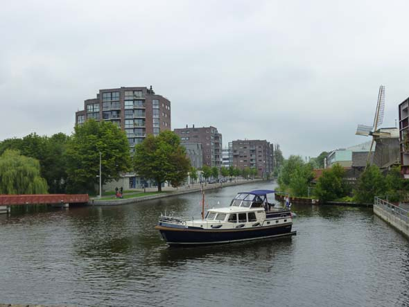 Boating the Canals