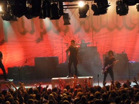 Papa Roach Concert in Amsterdam