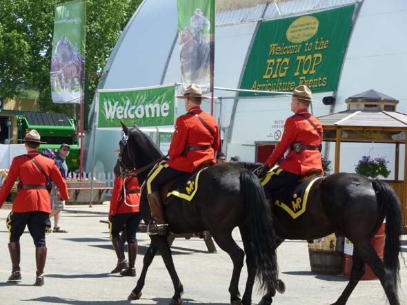 Royal Canadian Mounted Police.
