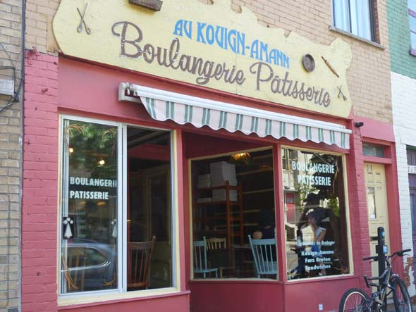 Our Favourite Bakery Cafe in Mont Royal