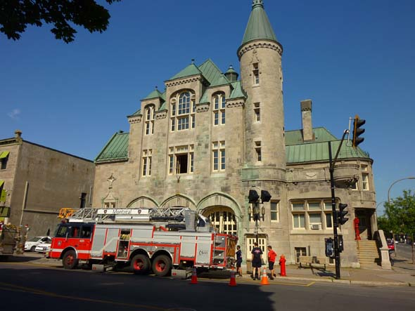 Montreal Firestation