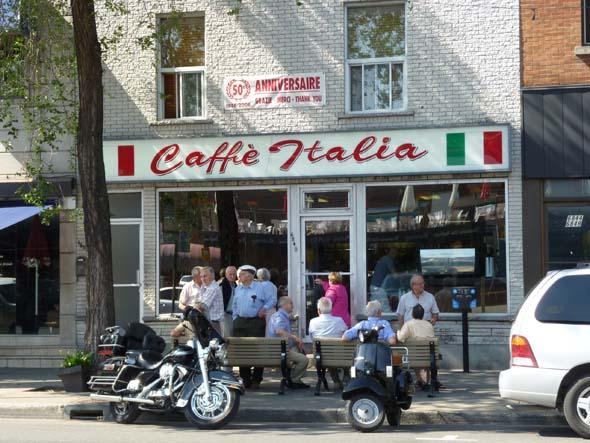 Seniors Enjoying a Good Coffee