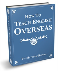 teach english overseas Resources
