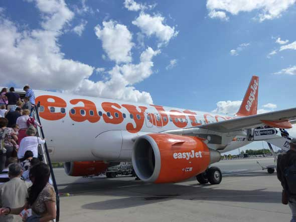 Great Customer Service from EasyJet