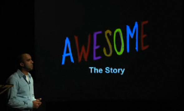 Neil Pasricha of 1000 Awesome Things