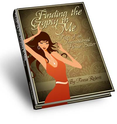 House Sitting Book - Finding the Gypsy in Me