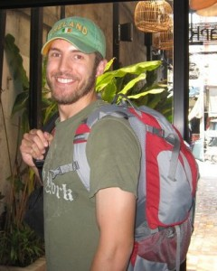 collin ferry backpack 240x300 8 Reasons why Backpackers Shouldnt Use Backpacks
