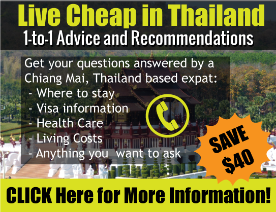 Retire Cheap Chiang Mai Thailand