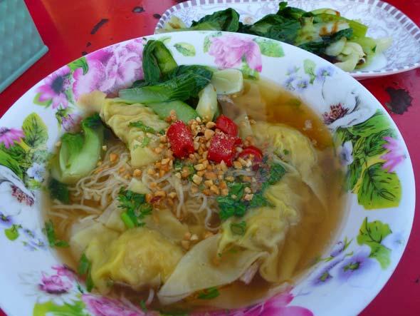 Wonton Soup In Thailand