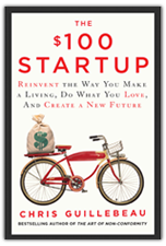 $100 Start Up - Chris Guillebeau