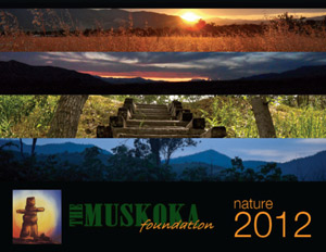 Muskoka Foundation 2012 Calendar