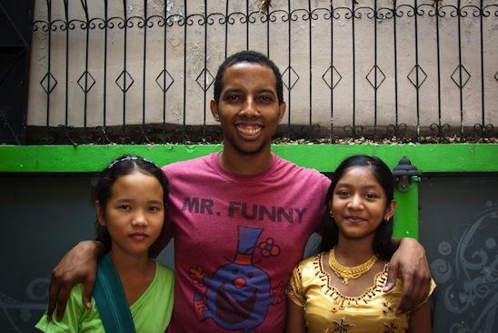 Dwight Turner Bangkok