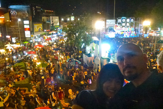 Countdown New Year Eve16 Happy New Year from Digital Nomad Central   Chiang Mai Thailand