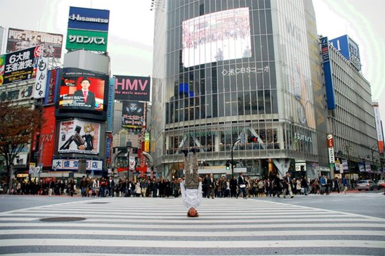 shibuya headstand Interview with HoboCEO Chris Kirkland of Artweb