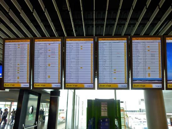 Amsterdam Airport