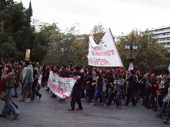 Greece Protests